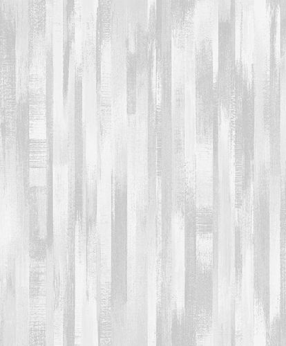 Vinyl Wallpaper Wood Vintage grey white Metallic PP3201 online kaufen