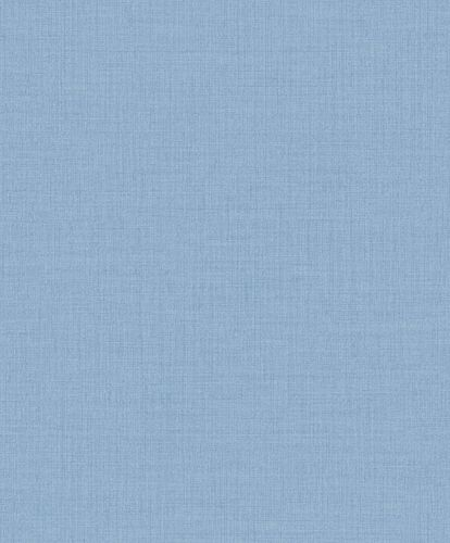 Kids Vinyl Wallpaper Plain Cotton blue Little Ones LO1005 online kaufen