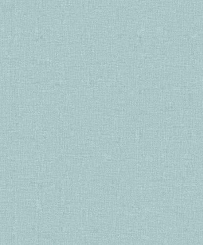 Vinyl Wallpaper Plain Textile turquoise Sarafina SN1005