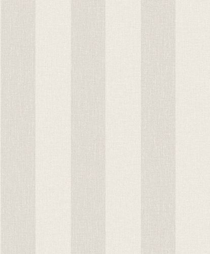 Vinyl Wallpaper Block Stripes white grey beige SN4002 online kaufen
