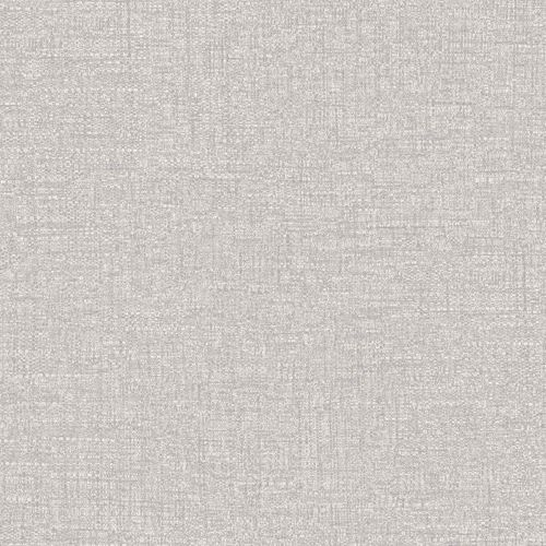 Vinyl Wallpaper Structure Textile grey white MY1002