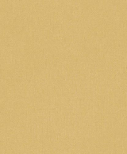 Vinyl Wallpaper Plain Linen Structure yellow MY1102 online kaufen