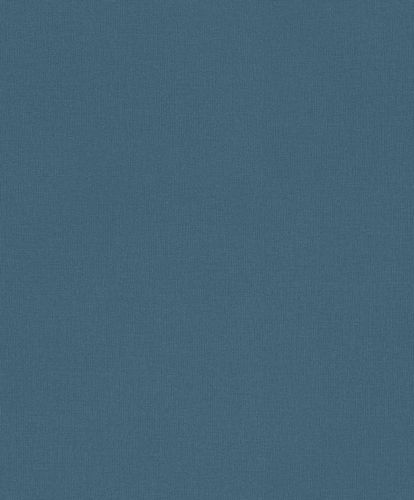 Vinyl Wallpaper Plain Linen Structure blue Myriad MY1104 online kaufen