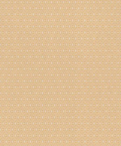 Vinyl Wallpaper Pattern Oriental white yellow MY2303 online kaufen