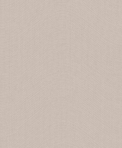 Non-Woven Wallpaper Textile Waves brown Glitter ON1105 online kaufen