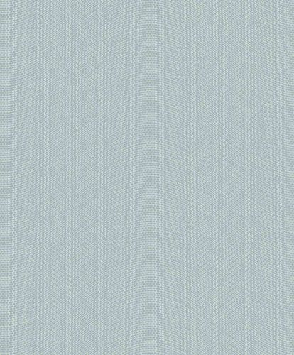 Vliestapete Textil Wellen blau grau Glitzer Orion ON1107