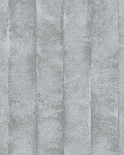 Non-Woven Wallpaper Panels silver grey metallic 31616 online kaufen