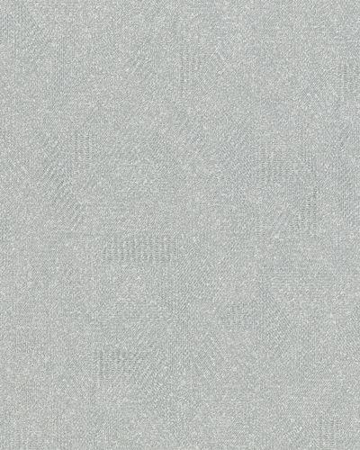 Non-Woven Wallpaper Textile grey silver Gloss 31621 online kaufen