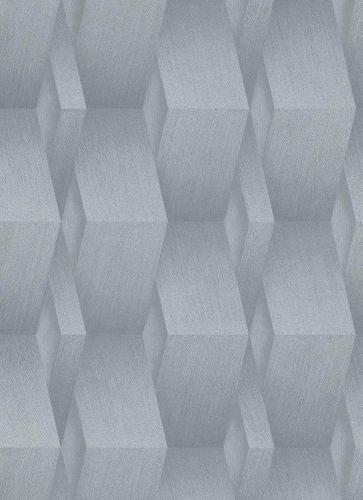 Wallpaper Guido Maria Kretschmer Beams grey 10046-10