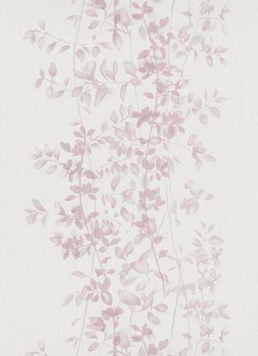 Wallpaper Guido Maria Kretschmer Leaves pink 10047-05