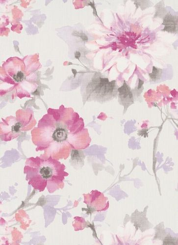 Wallpaper Guido Maria Kretschmer Flowers pink 10051-05 online kaufen