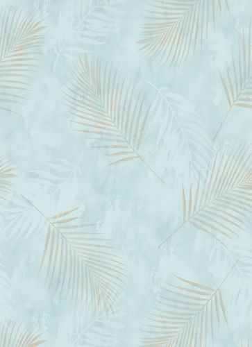 Wallpaper Guido Maria Kretschmer Tropics blue 02579-18 online kaufen