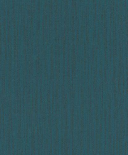 Non-Woven Wallpaper Rasch Stripes blue black 535303 online kaufen