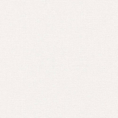 Non-Woven Plain Structured white 36713-2 online kaufen