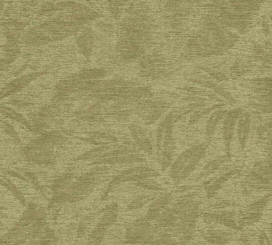 Non-Woven Floral Leavesdruck light green 37219-4 online kaufen