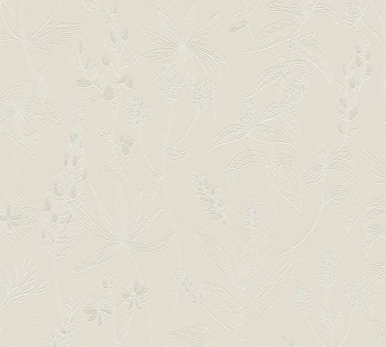 Non-Woven Wallpaper Jette Joop Leaves greige 37363-4 online kaufen