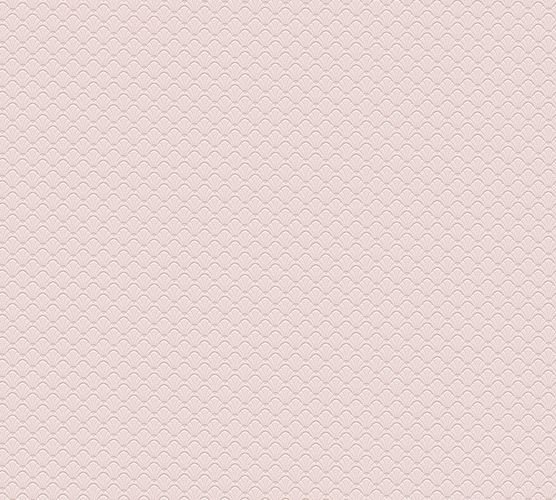Non-Woven Wallpaper Jette Shell Pattern pink 37364-2