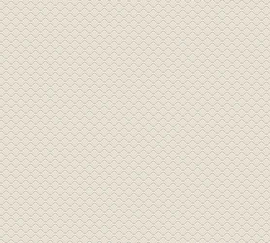 Non-Woven Wallpaper Jette Shell Pattern greige 37364-3 online kaufen