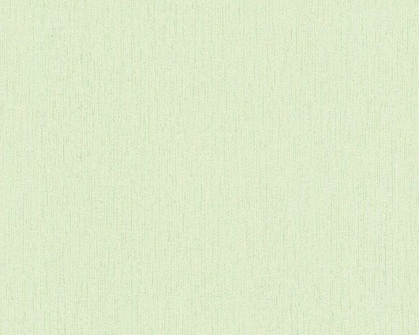 Non-Woven Wallpaper Plain Stripes light green 2885-09