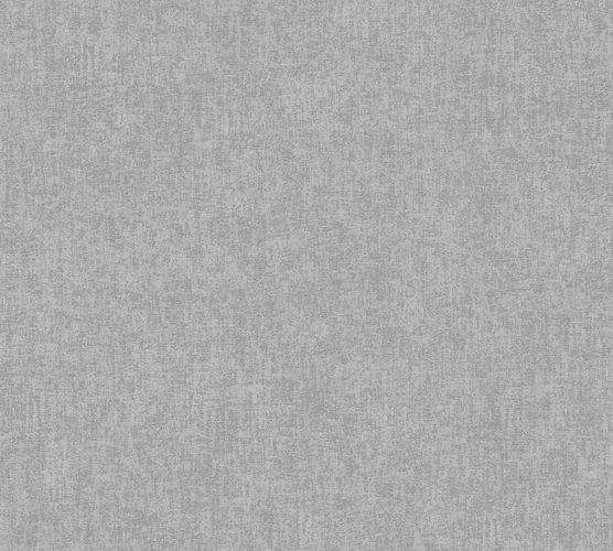 Non-woven wallpaper plainwallpaper mottled grey 37395-1 online kaufen