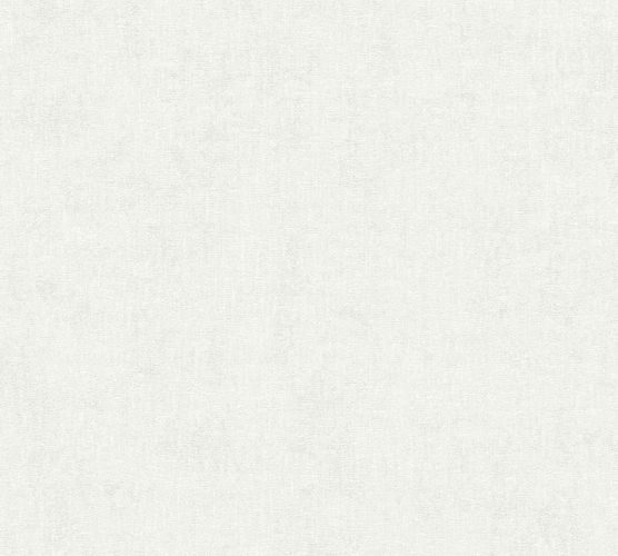 Non-woven wallpaper plainwallpaper mottled cream 37395-2