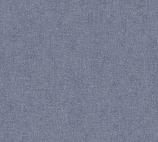 Non-woven wallpaper plainwallpaper mottled blue 37395-4 online kaufen
