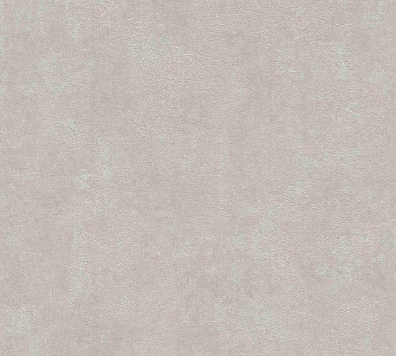 Non-woven wallpaper plain structure taupe 37418-1 online kaufen