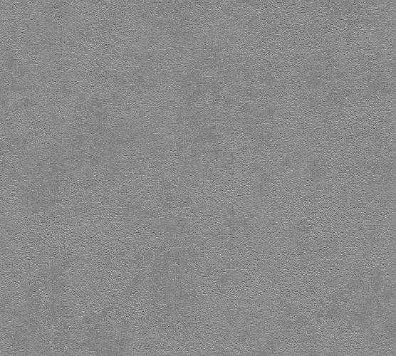 Vliestapete Uni Struktur dunkelgrau 37418-4 online kaufen