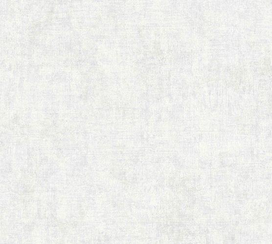 Vliestapete Struktur Uni grau weiß 37423-1 online kaufen