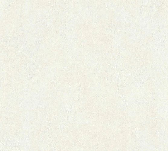 Non-woven wallpaper plain with structure cream 37425-1 online kaufen