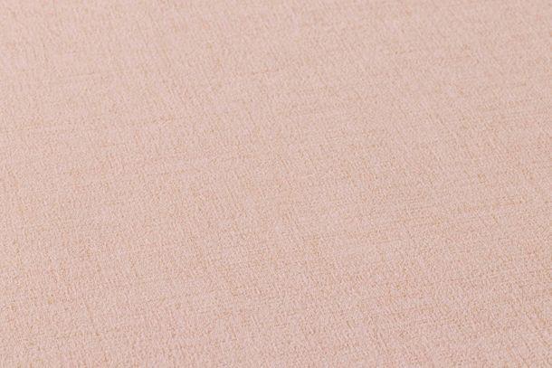 Non-woven wallpaper plain mottled pink beige 37430-1 online kaufen