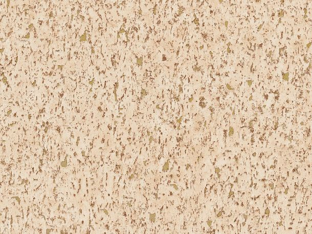 Non-woven wallpaper cork optics terracotta 37389-8 online kaufen