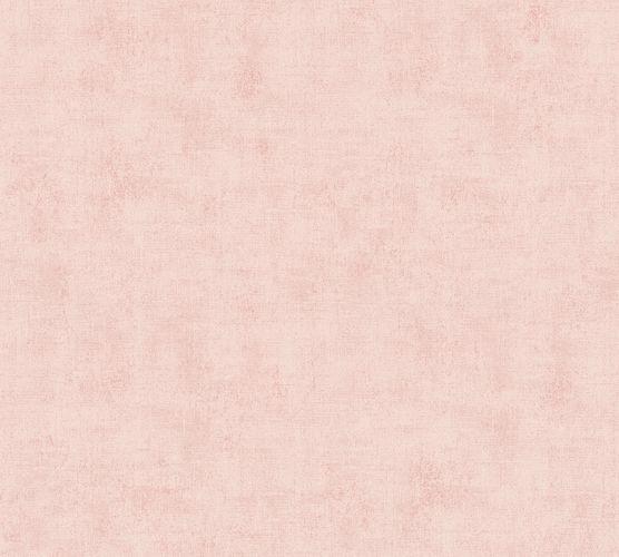 Non-woven wallpaper structured plain pale rose 37416-3 online kaufen