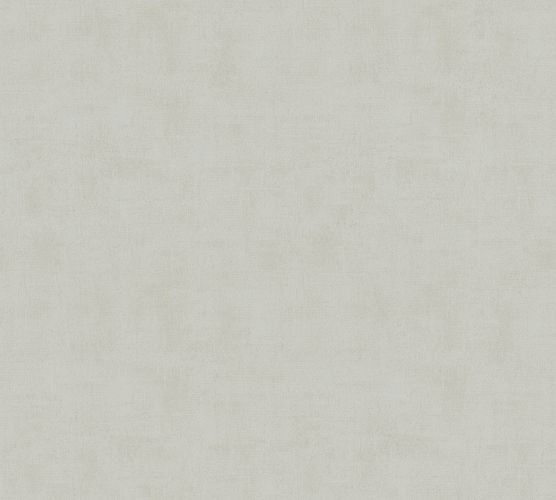 Non-woven wallpaper structured plain grey taupe 37416-9