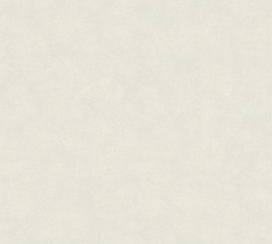 Non-woven wallpaper plain cream-grey 3744-17 online kaufen