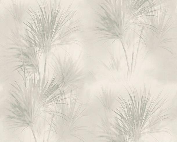 Vliestapete Aquarell Gräser grau weiß 37275-1 online kaufen
