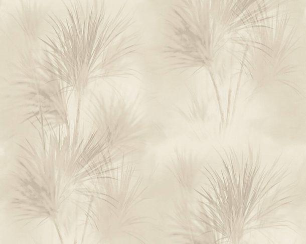 Vliestapete Aquarell Gräser creme beige 37275-3 online kaufen