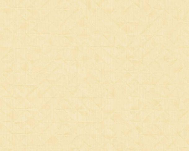 Vliestapete Mosaik Vintage gelb 37284-5