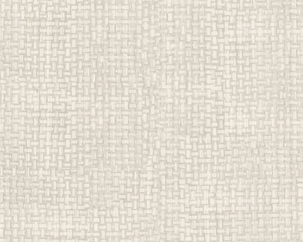 Non-woven wallpaper bast abstract grey taupe 37368-2