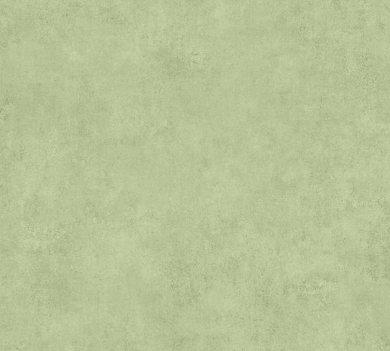 Non-woven wallpaper plain concrete green 37370-7 online kaufen