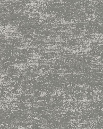 Non-woven Wallpaper Granulate silver Gloss 31744