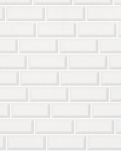 Non-woven Wallpaper American Diner Stones white 31767 online kaufen
