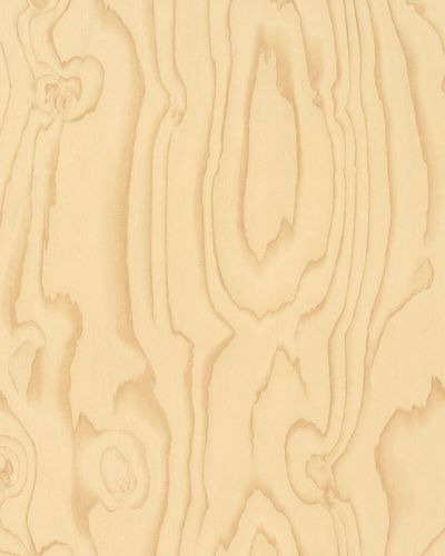 Non-woven Wallpaper Wood Pattern light brown 31775