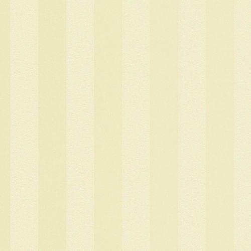 Vliestapete gestreifte Uni creme-grün Glitzer 37227-4 online kaufen