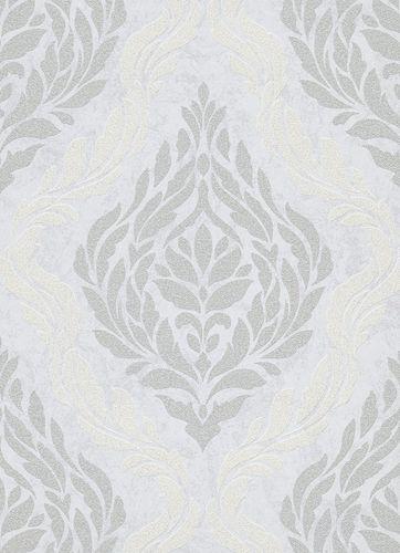 Barock Ornamente Vliestapete cremegrau silber 10060-31 online kaufen
