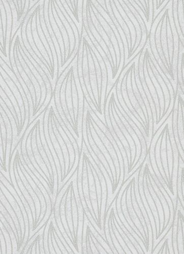 Wave structure non-woven wallpaper creamgrey 10063-31 online kaufen