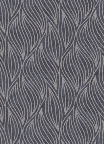 Wave structure non-woven wallpaper anthracite 10063-37 online kaufen