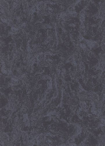 Plain non-woven wallpaper anthracite 10078-15