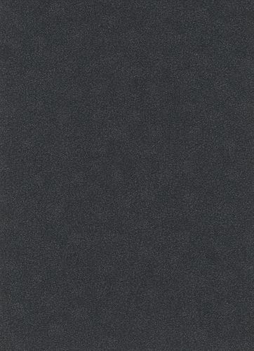 Plain structure non-woven wallpaper anthracite 10079-15 online kaufen