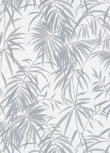 Wallpaper fern white grey brown 10067-24 online kaufen